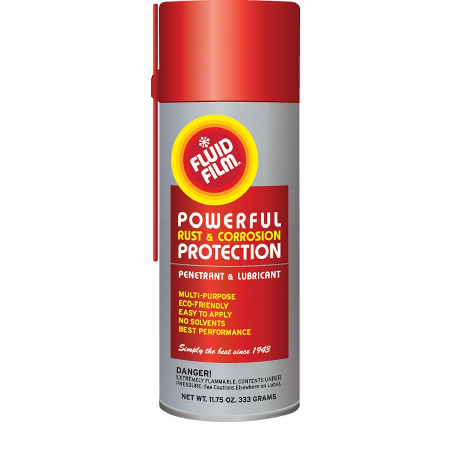 Fluid Film 11.75-oz Fluid Film Rust & Corrosion Preventive Penetrant & Lubricant