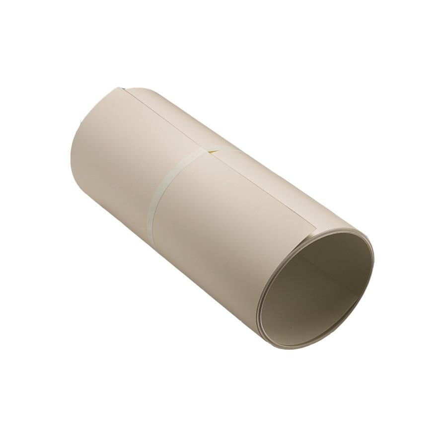 24-in x 600-in Almond/White Trim Coil Metal Siding Trim