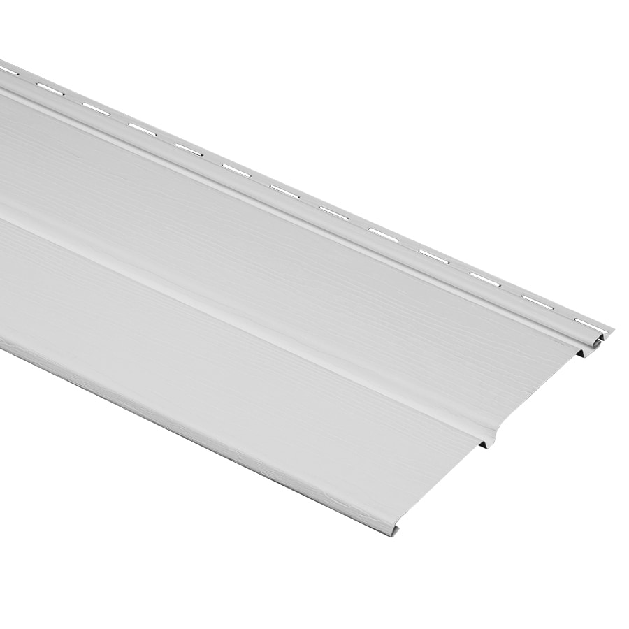 10-in x 144-in Gray Soffit