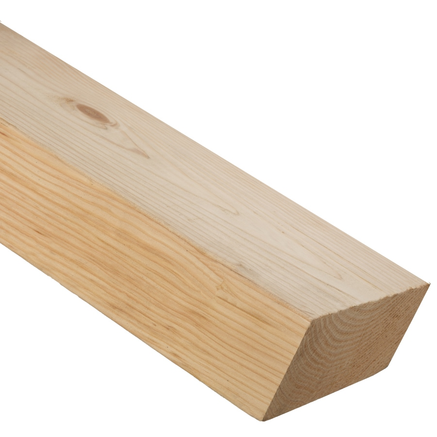 (Common: 4-in x 12-in x 16-ft; Actual: 3.562-in x 11.5-in x 16-ft) Lumber