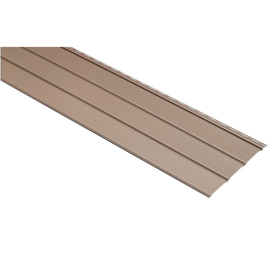 12-in x 143.75-in Clay Soffit