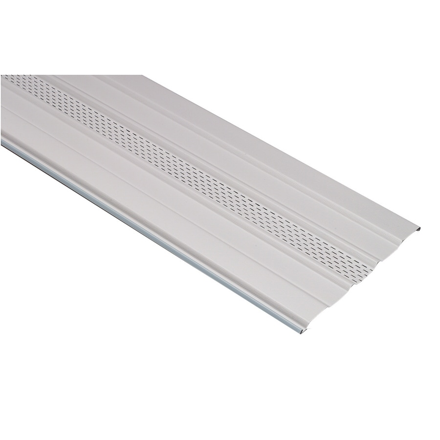 16 In X 7 9791 Ft Gray Vinyl Skirting Panel At Lowes Com