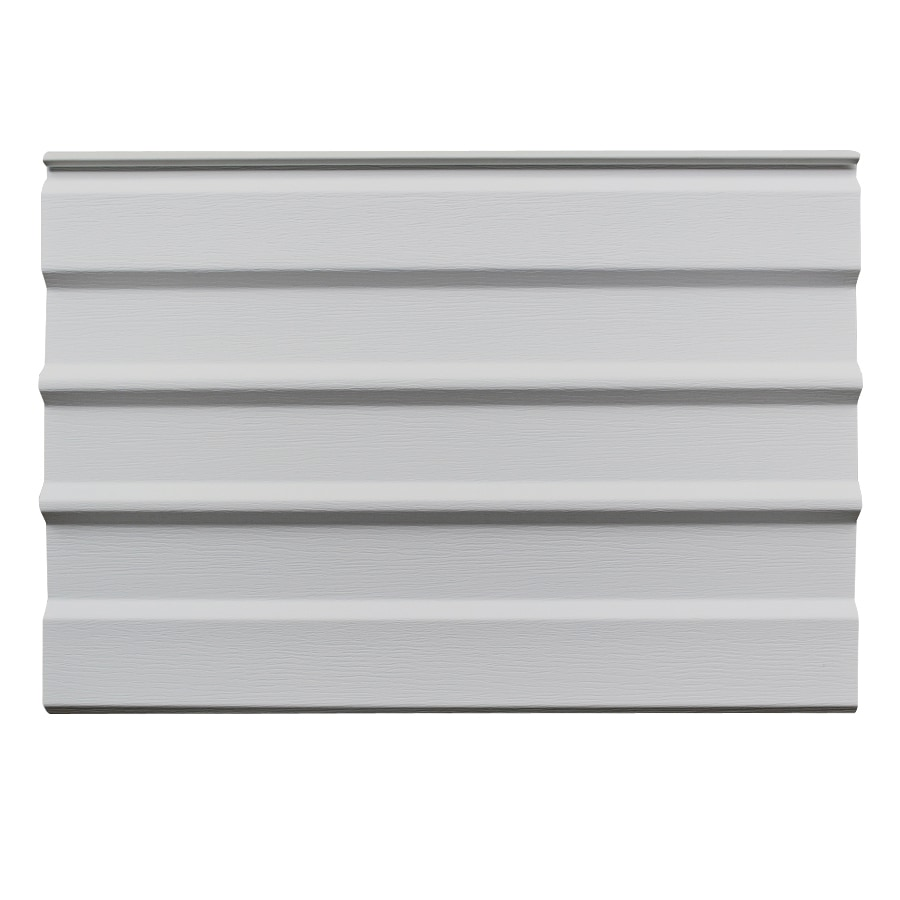 Georgia-Pacific 16.735-in x 7.9791-ft White Vinyl Skirting Panel