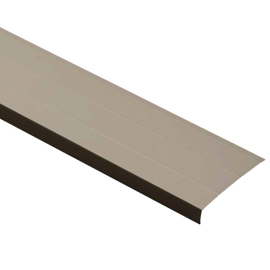 Durabuilt 6-in x 12-ft Clay Smooth Fascia