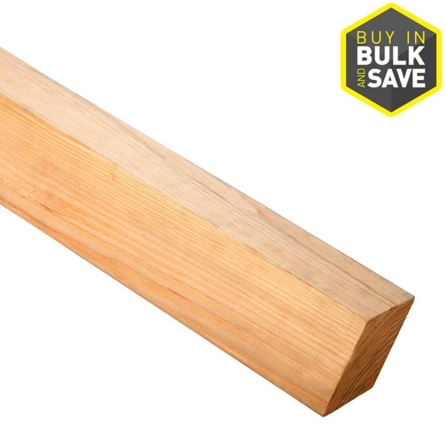 (Common: 4-in x 4-in x 8-ft; Actual: 3.562-in x 3.562-in x 8-ft) Lumber