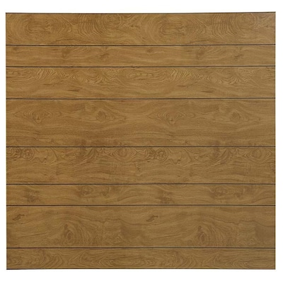 48 In X 8 Ft Embossed Springfield Hickory Mdf Wall Panel At