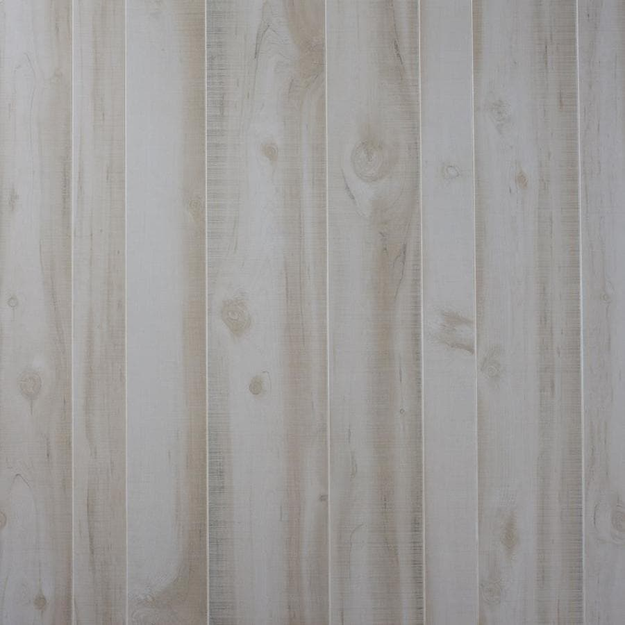 Shop 48 In X 8 Ft Embossed Coastal Cedar Mdf Wall Panel At