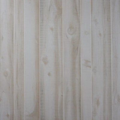 48 In X 8 Ft Embossed Coastal Cedar Mdf Wall Panel At Lowes