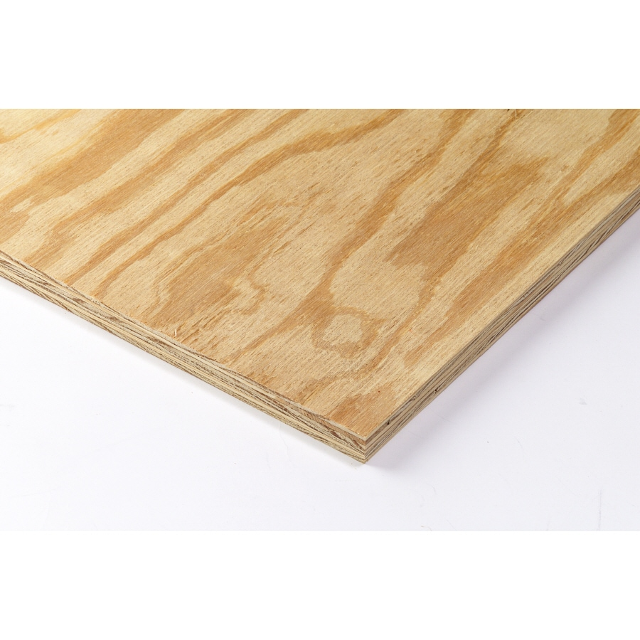 Wood Siding Panel (Common: 0-in x 48-in x 96-in; Actual: 0.5781-in x 47.9375-in x 95.9375-in)