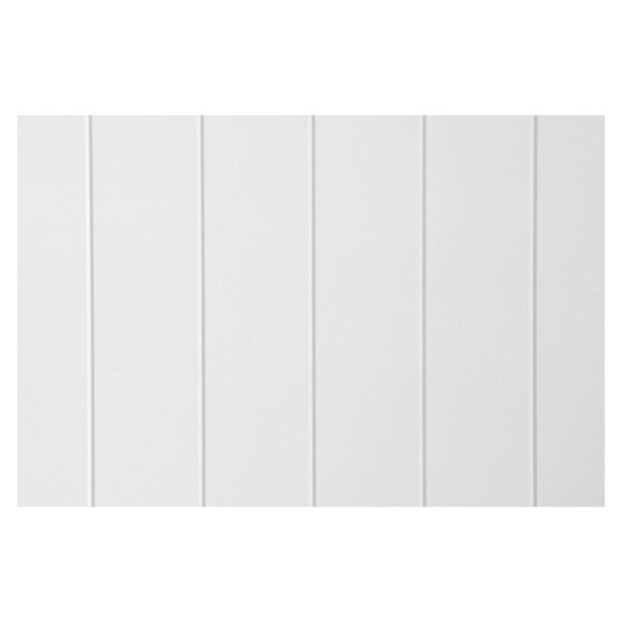 Georgia-Pacific 8-ft Hardboard Wall Panel
