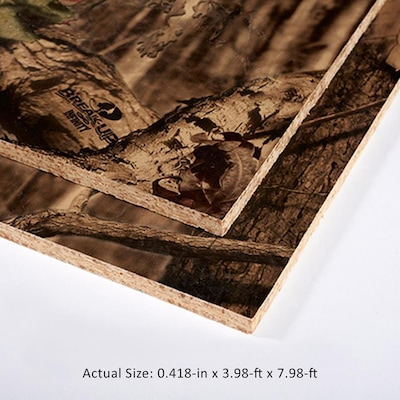 Camo Panels featuring Mossy Oak 7/16 CAT PS2-10 OSB ...