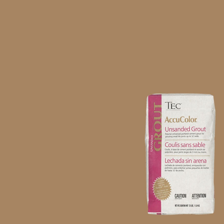TEC Light Buff Unsanded Powder Grout