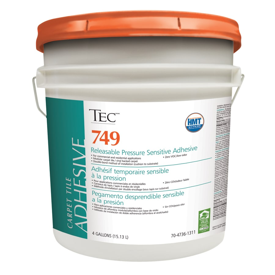 TEC 4-Gallon Trowel Carpet Adhesive