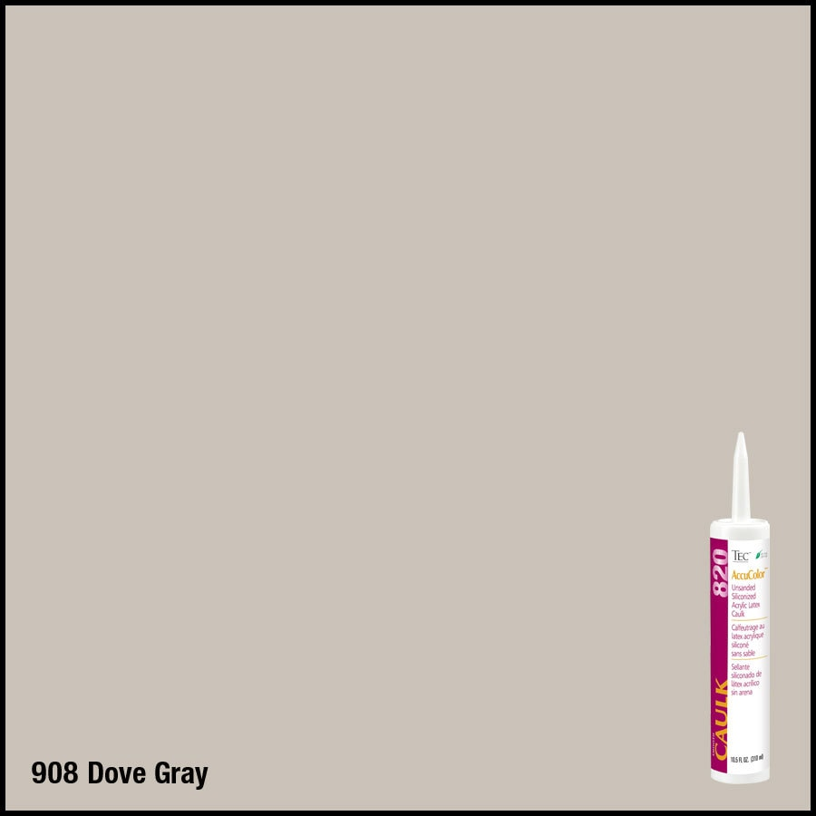 TEC Dove Gray Paintable Latex Specialty Caulk