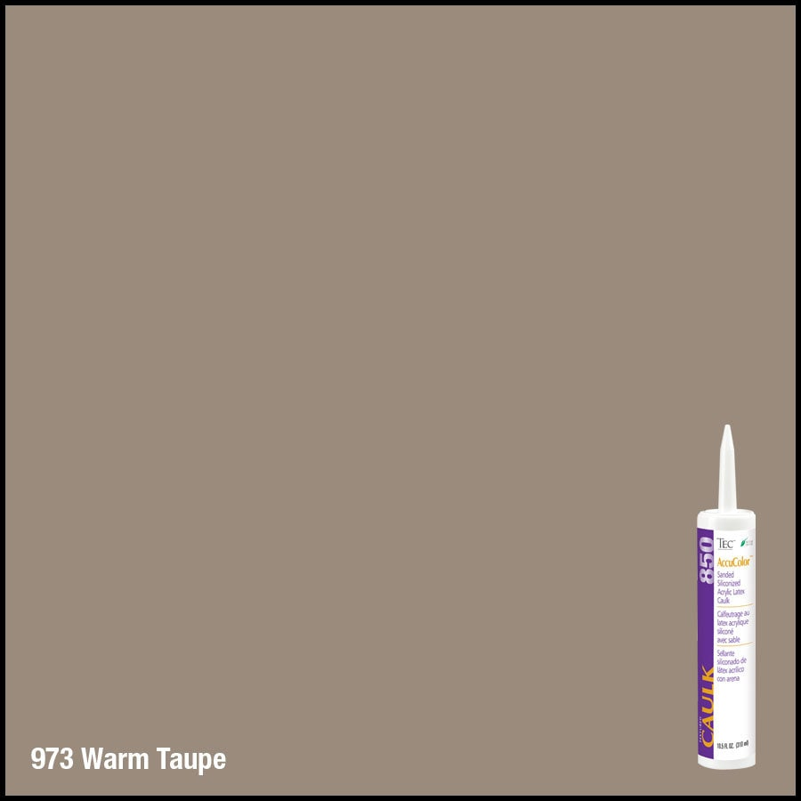 TEC Warm Taupe Sanded Paintable Latex Specialty Caulk