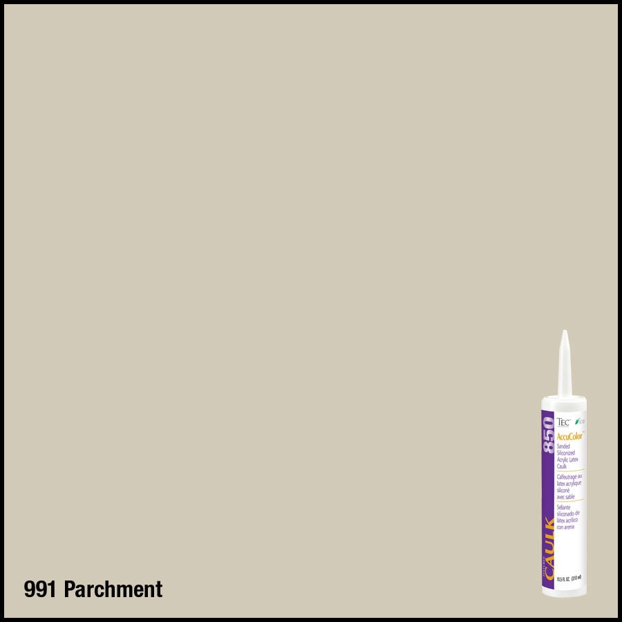 TEC -Pack Parchment Sanded Paintable Caulk