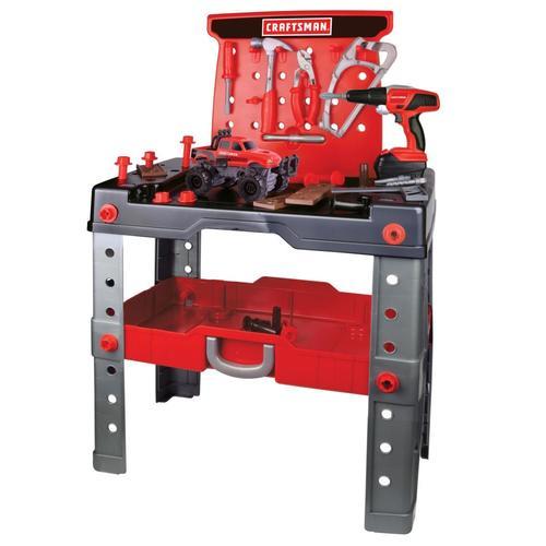 Surprising Craftsman Toy Work Bench At Lowes Com Machost Co Dining Chair Design Ideas Machostcouk