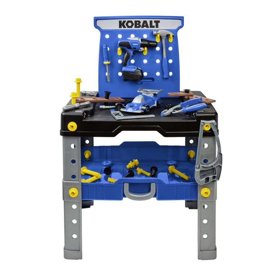 Shop Kobalt Toy 54 Pc Workbench And Tool Set At