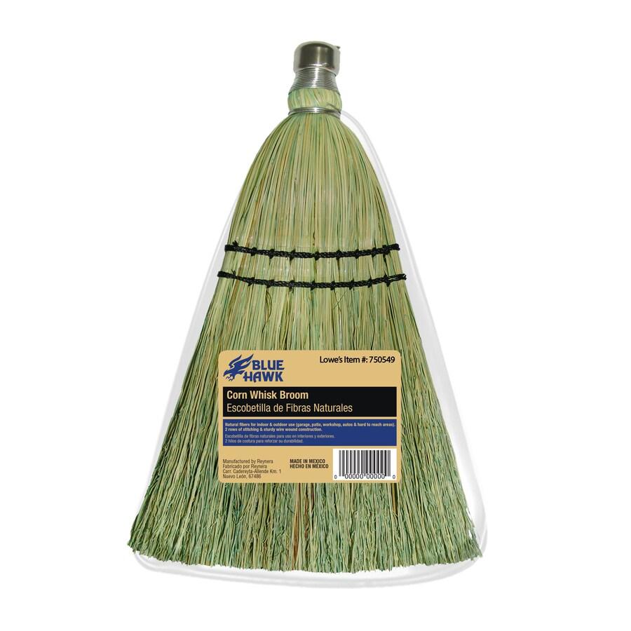 Blue Hawk 6-in Corn Stiff Upright Broom