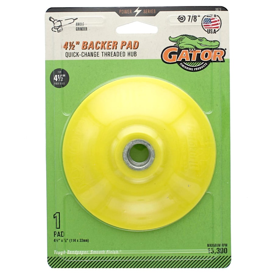 Gator 4.5-In Quick Change Pad