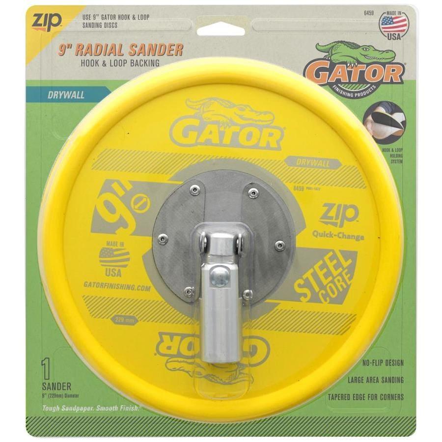 Gator 9-in x 9-in Hand Sander