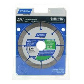 Ali Industries 241441 4.5 in. Segmented Rim Diamond Saw Blade