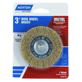 Wire Wheels & Buffers at Lowes com