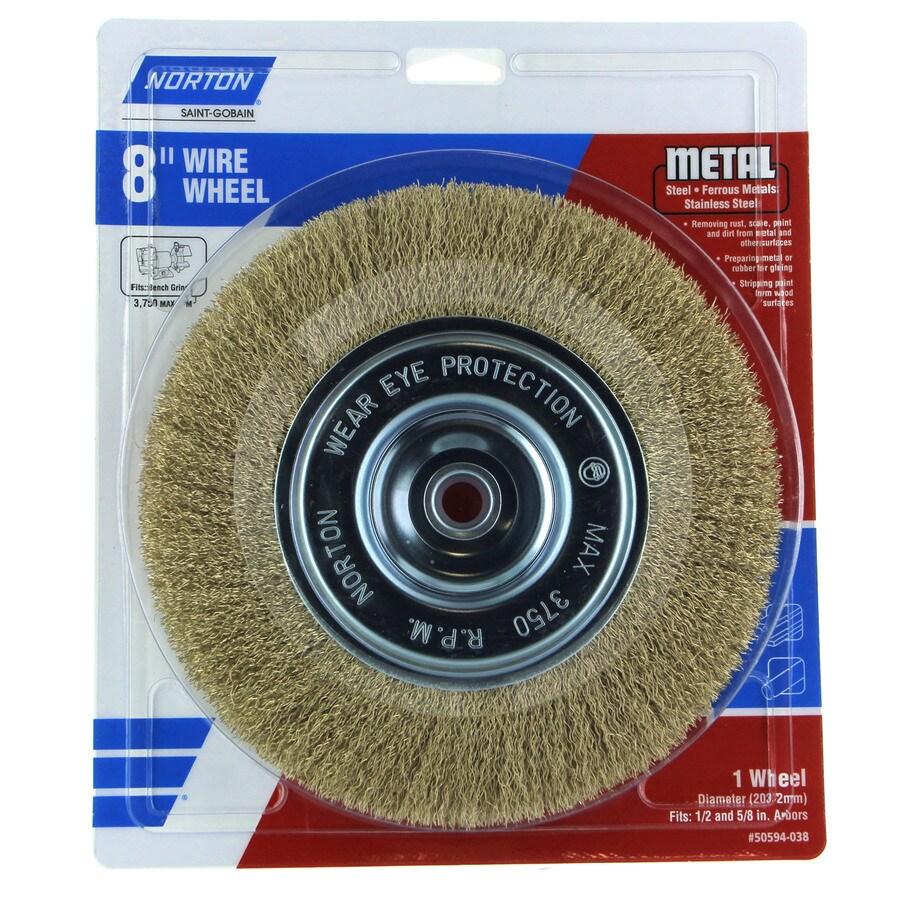 Norton 8 Wire Brush