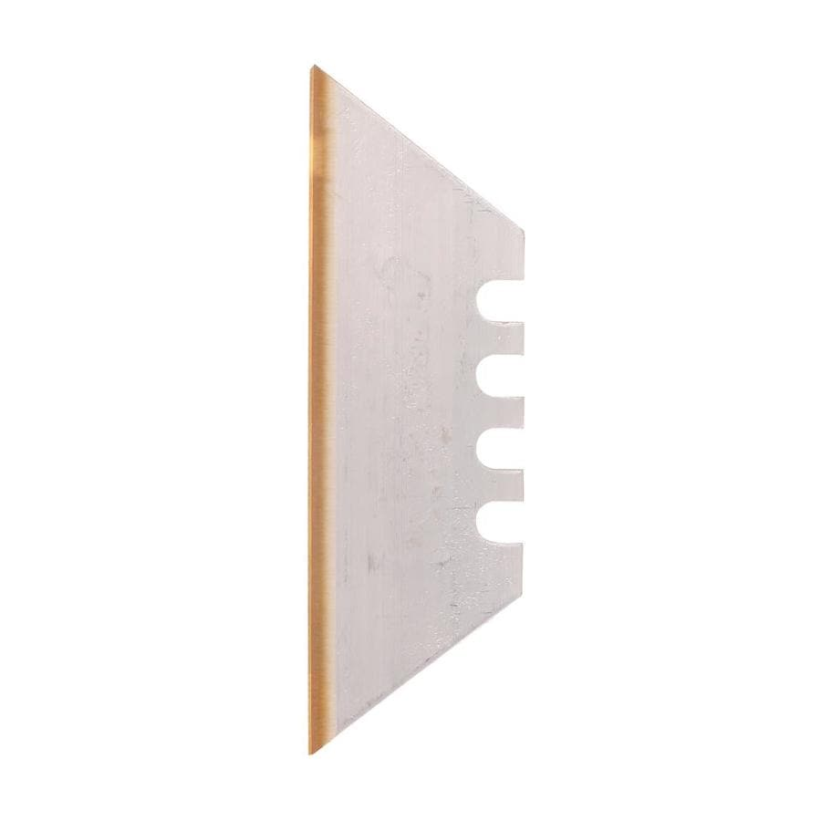 LENOX 5-Pack 1.5-in Carbon Steel Straight Replacement Utility Blades