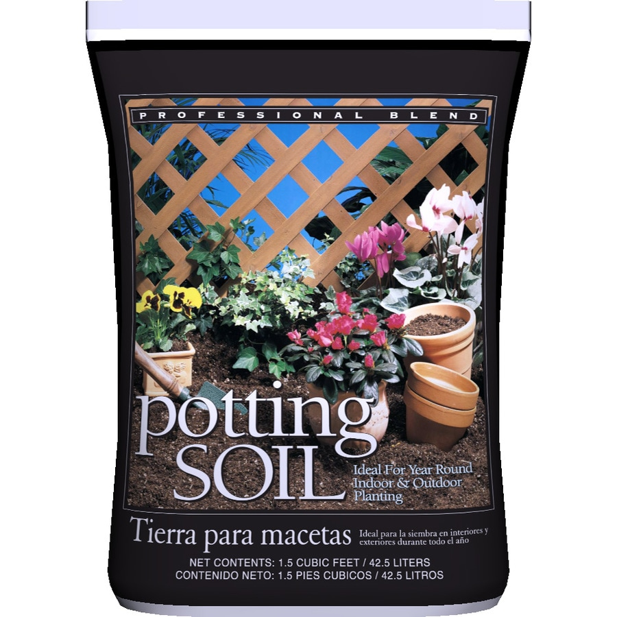 1.5-cu ft Potting Soil