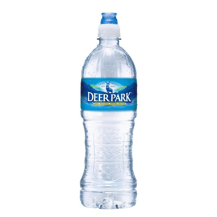 Deer Park 28-Pack 23.67-fl oz Spring Water