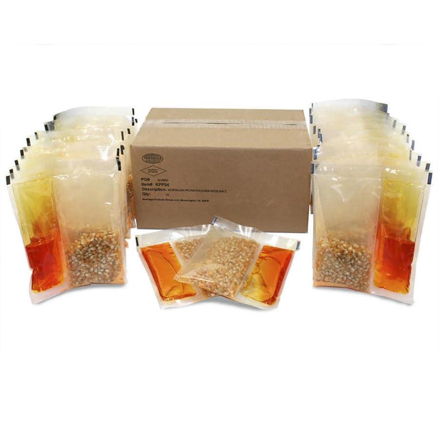 Nostalgia Popcorn Accessory Kit