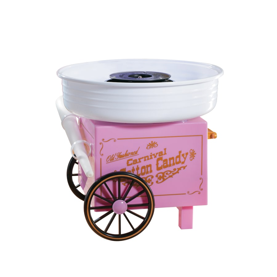 Nostalgia Electrics Pink Countertop Cotton Candy Maker