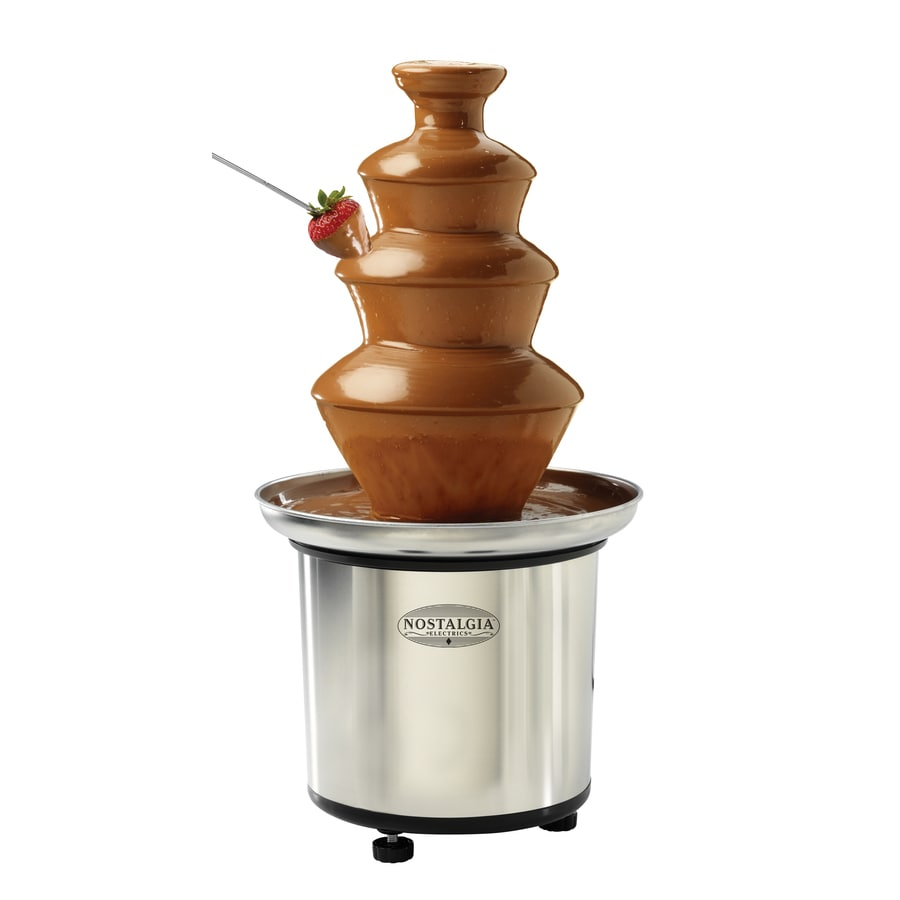 Nostalgia 3-Tier Chocolate Fountain