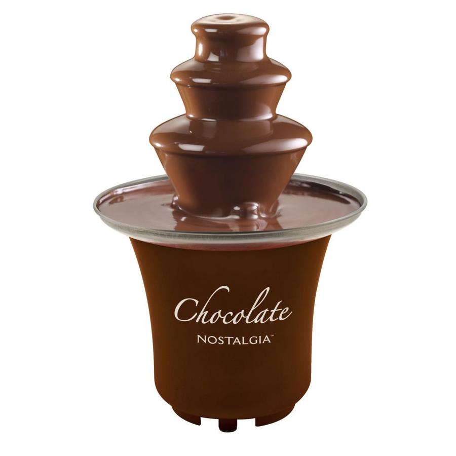 Nostalgia 2-Tier Chocolate Fountain