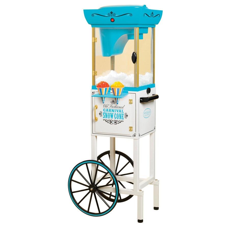 Nostalgia 1-Gallon SCC399 Vintage Collection Snow Cone Cart
