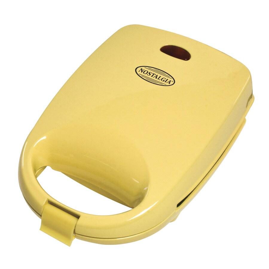 Nostalgia Electrics Themed Mini Waffle Maker