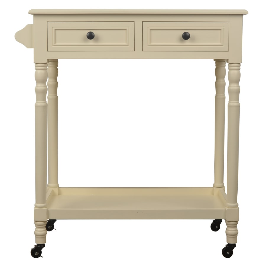 Decor Therapy Kitchen Cart