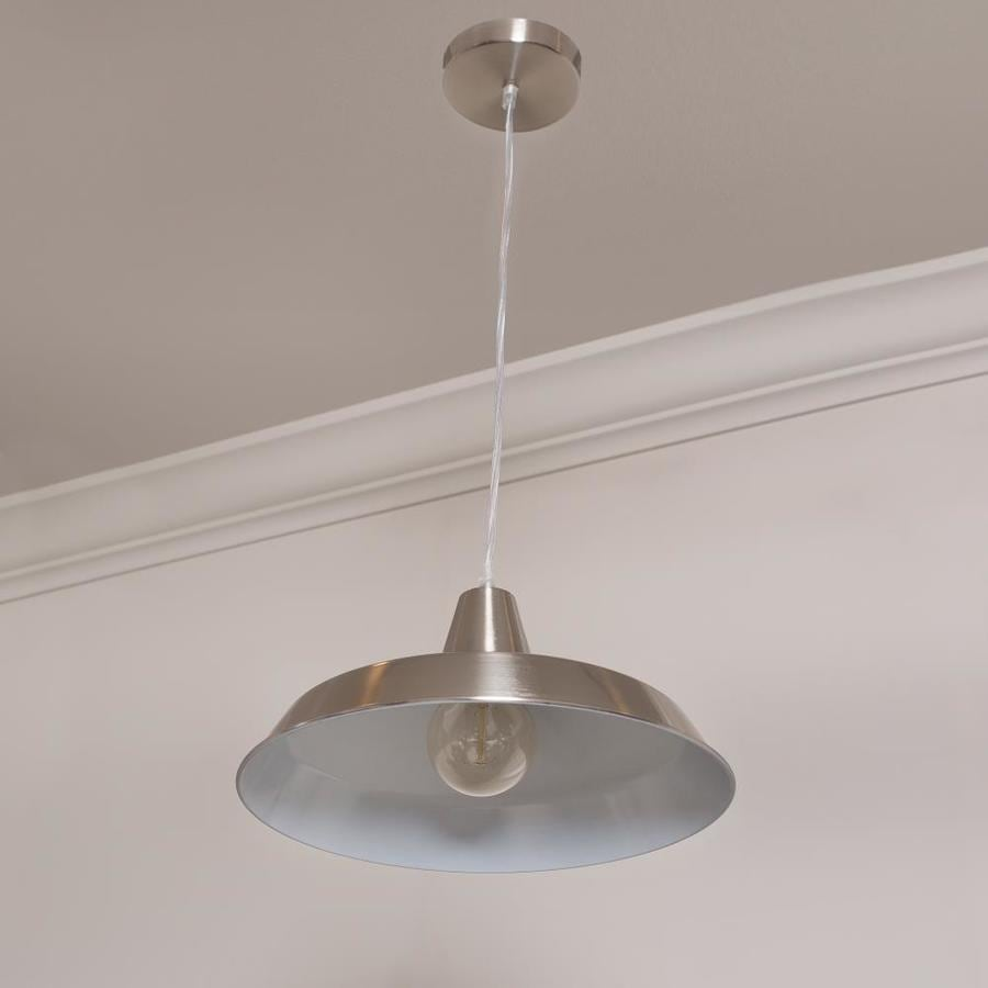 Decor Therapy Hinson Brushed Steel