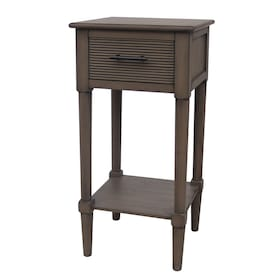 allen + roth Vintage Ash Accent Table Set