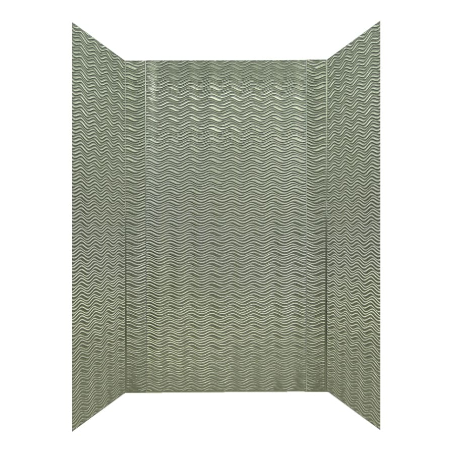 Shop MirroFlex Wavation Galvanized Fiberglass and Plastic ...