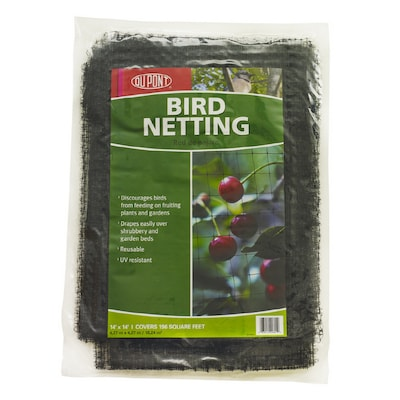 Dupont 14 X 14 Bird Netting Flatpack At Lowes Com