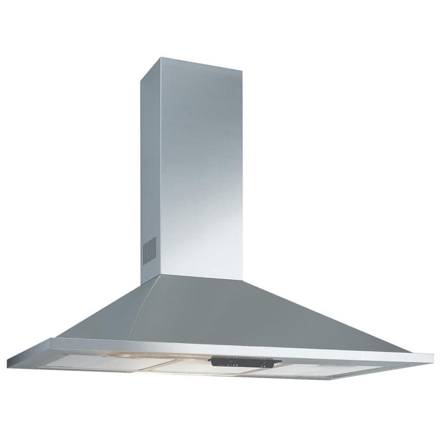 Air King Ducted Wall-Mounted Range Hood (Stainless Steel) (Common: 36-in; Actual 36-in)