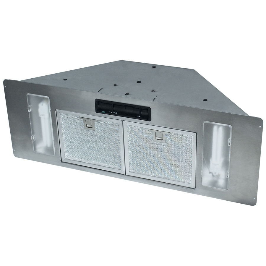 Air King Ducted Wall-Mounted Range Hood (Stainless Steel) (Common: 28-in; Actual 28-in)