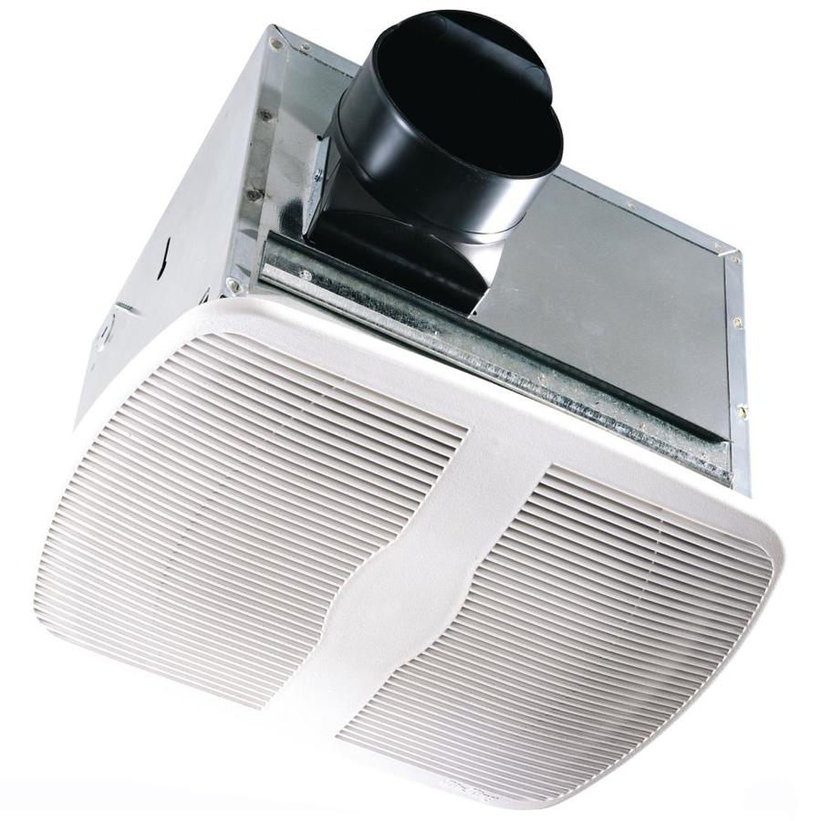 Air King 1-Sone 80-CFM White Bathroom Fan