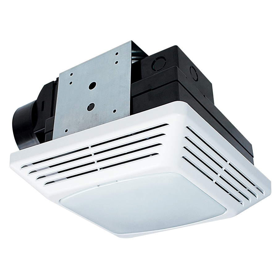Shop Air King 2-Sone 70-CFM White Bathroom Fan At Lowes.com