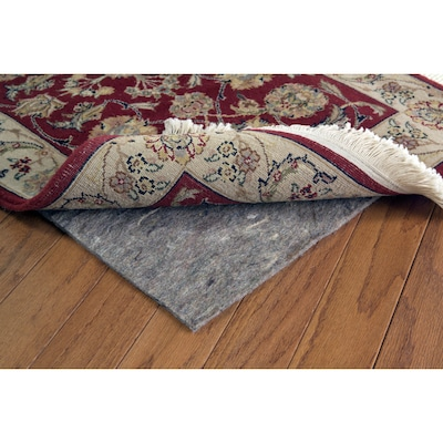 Dual Surface Rug Pad Common 4 X 6 Actual W Ft L