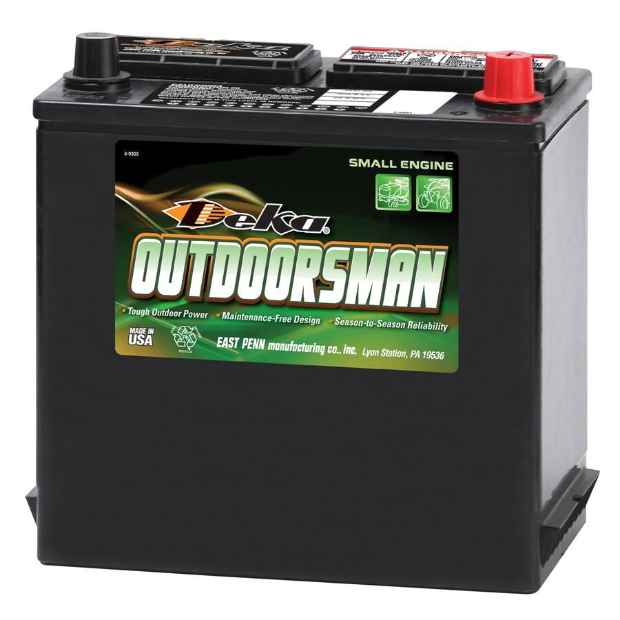 Deka 12-Volt 430-Amp Farm Equipment Battery