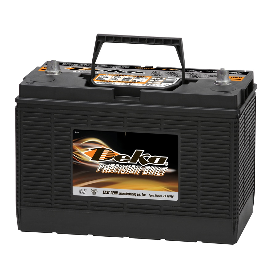 shop deka 12 volt 1 140 amp farm equipment battery at. Black Bedroom Furniture Sets. Home Design Ideas