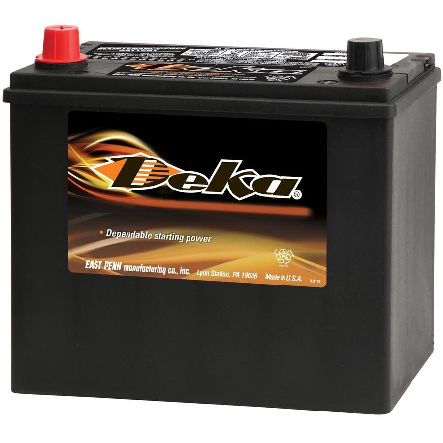 Shop Deka 12-Volt 560-Amp Farm Equipment Battery at Lowes.com